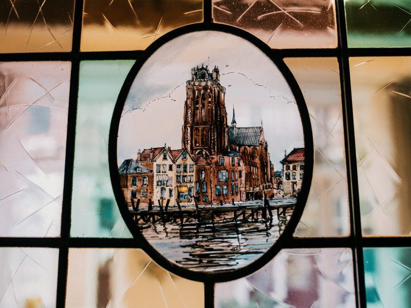 008 A la Lon - Bed & Breakfast - Dordrecht